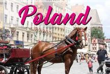 Poland / Your guide to Poland in Europe. Discover a beautiful country with stunning landscape from ocean to mountains.