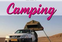 Camping / Your guide to help you with camping. All you need to know about camp sites, tents, equipments and routes.