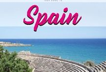 Spain / Your guide to Spain in Europe. Find everything you want to know about this mediterranean country.