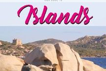 Islands / Your guide to Isands all over the world.