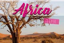 Africa Lover / Your guide to travel in Africa. Discover this amazing continent.