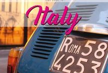 Italy / Your guide to Italy in Europe.