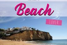 Beach Lover / Your guide to the best beaches world wide.