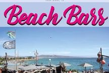 Beach Bars / Your guide to the best beach bars.