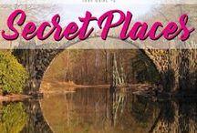 Secret Places / Your guide to sectet places