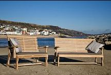 Benches, Chairs & Rockabyes