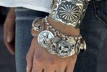 I love silver bracelets