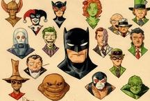 Comic drafts