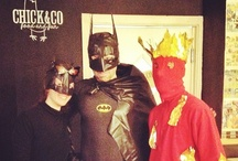 super #superheroes - news