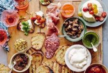 Event Food Ideas / A board full of tasty ideas for your event.