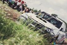 Ralio komanda Lietuvos čempionatuose / Karštai palaikome savo ralio komandą ir dalinamės foto akimirkomis iš jos dalyvavimo Lietuvos automobilių ralio čempionatuose.