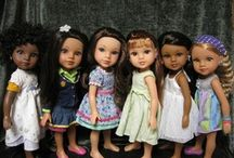 adorable dolls and accessories / by Gabrielle Amato