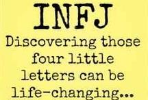 Diagnosis INFJ - finally things make sense! / by Gabrielle Amato