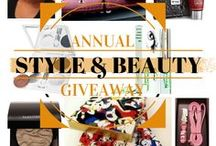 Contests and giveaways!