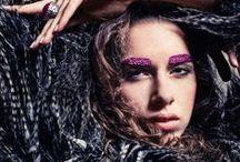 #MODELS #FASHION / Modelki, modele na świecie jest pięknych ludzi tak wiele...
