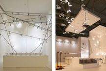 Interiors / Inneneinrichtung & Licht