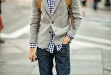 Man Style / by Andrea Fatai