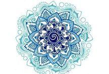 Mandala / tegning