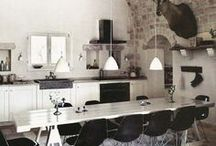 ECLECTIC KITCHENS