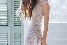 Wedding Dresses / Beautiful wedding dress ideas that I love