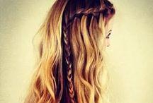 Hairstyles for long hair / Hairstyles for long hair