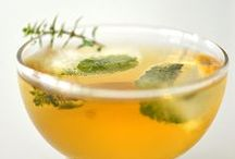 Healthy Party Recipes / A health-conscious party: combine the power of positive thinking with a bevy of superfoods, super light cocktails, and you've taken a party to the next level. Yes, you can enjoy yourself and be healthy at the same time.