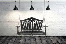 Sitting Spiritually Swing Inside.....