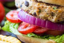 Burgers / Burger recipes
