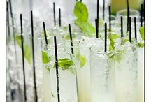 Sophisticated Cocktails / Presenting pretty cocktails to ace your next gathering.