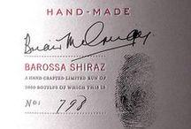 Designer Wine Bottles / Cool wine label design