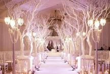 Wedding Themes / Need inspiration? This is where you will find it. From traditional ideas to unique and new themes, you will find it here! This can be a great board for determining what kind of wedding you see yourself having.