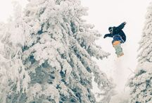 Snowboarding ❤❤