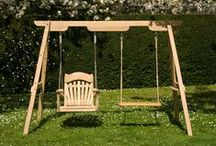 The Trilogy / One frame, four options. In Oak or Cedar.