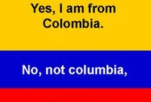 COLOMBIA, not Columbia!