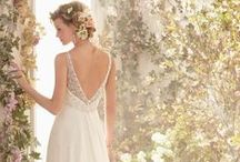 Mori Lee Bridal Gowns / Your Wedding Store is an authorized retailer for Mori Lee Bridal Gowns. These gowns are beautifully made and are sure to make a statement on your wedding day!
