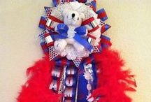 Mums & More! / Homecoming mums, garters and sachets.