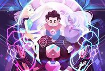 Steven Universe / My board is about Steven Universe. I hope u enjoy! :)