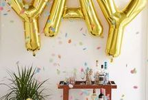 celebrate / Inspiration and diy ideas for celebrating all of life's best moments.