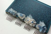 Something Blue Ideas / Something blue ideas for brides, gifts for brides to be, bridal shower blue gifts