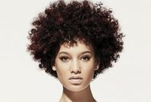Afros/Big Hair/Curls / by TW