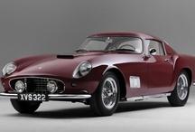 Classic cars / by Robin Zhou