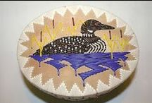 Boxes - Quill , Sweetgrass, Beaded / by Irene Peters