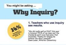 Inquiry Science Institute / About out program for teachers in Chicago Public Schools.  We currently work with 15 schools on Chicago's south side.