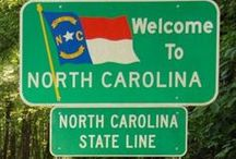 Tar Heel Born / Tar Heel Bred / My wanderlust may take me many places, but North Carolina will always be home / by TW
