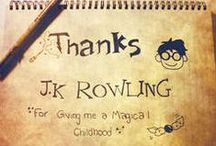 Harry Potter is the way / Harry Potter, J.K.Rowling, Cast