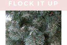 holly jolly / Holiday decor, DIYs, and inspiration