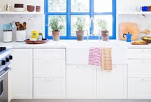 dream spaces: cook / Kitchen inspiration