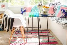 dream spaces: dine / Dining room inspiration