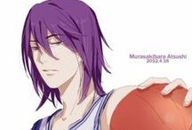 Murasakibara Atsushi / Murasakibara Atsushi, Kuroko no basket