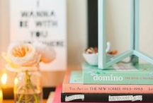 the everygirl apartment tour / Photos from that time my apartment was featured on The Everygirl!